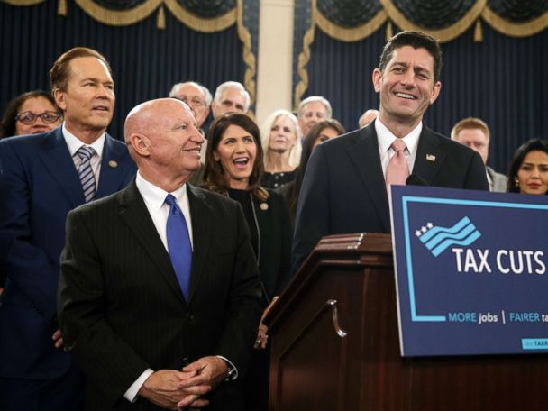 Here's what the GOP tax plan could mean for you