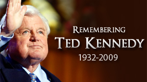 Remembering Ted Kennedy