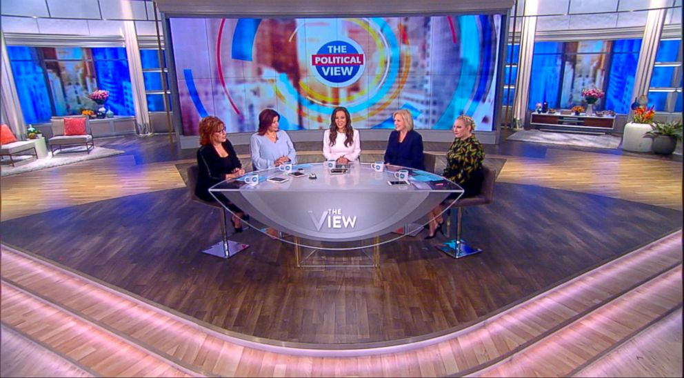 Joy Behar Confronts Kirsten Gillibrand About Al Franken on The View