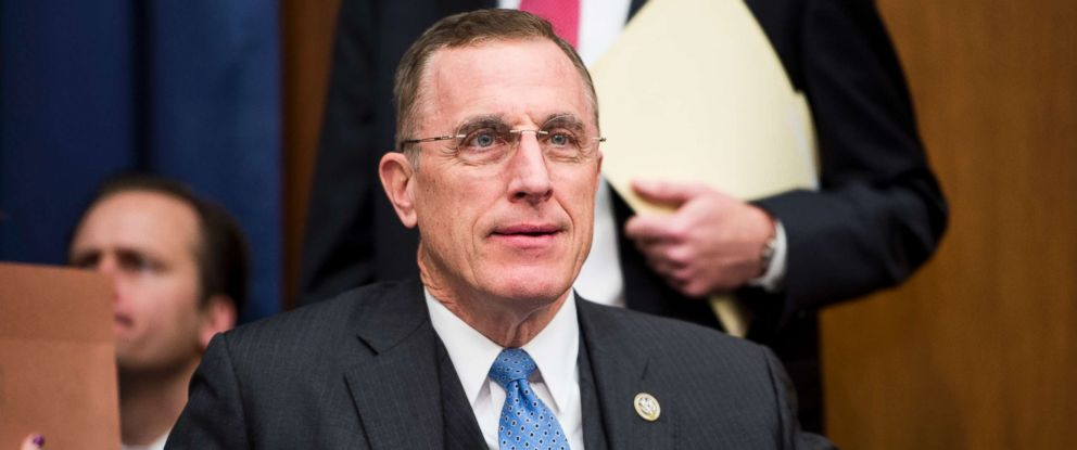 PHOTO: Rep. Tim Murphy attends the House Energy and Commerce Committee meeting to organize for the 115th Congress, Jan. 24, 2017 in Washington, D.C.