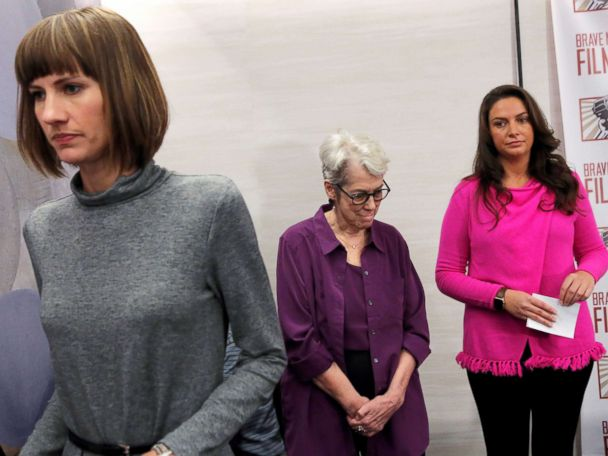 Trump accusers want Congress to investigate sexual harassment allegations against him