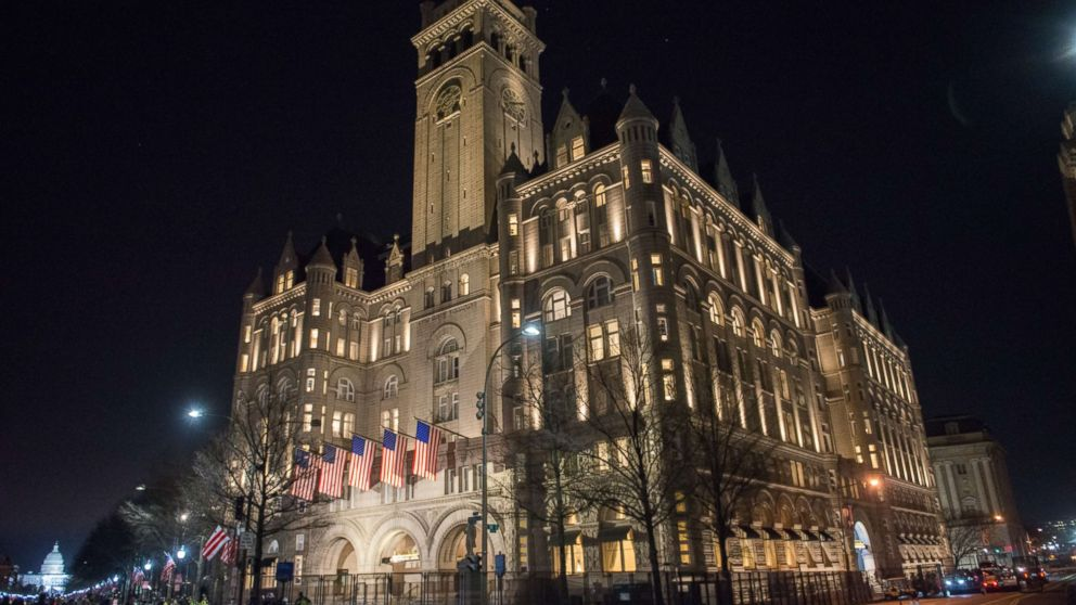 Trump Organization reveals $151,000 in profits from foreign government patrons