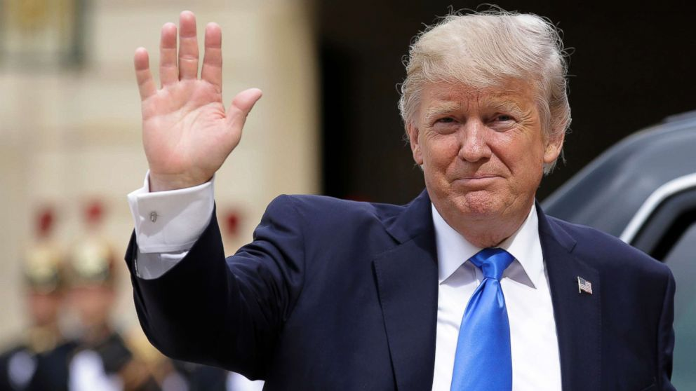 By the numbers: President Trump's first 6 months