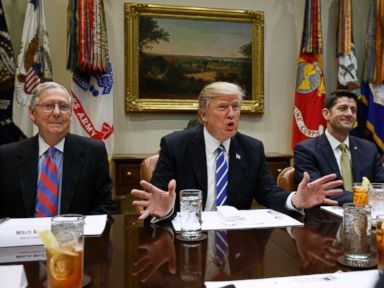 How Republicans are responding to Trump's government shutdown threat