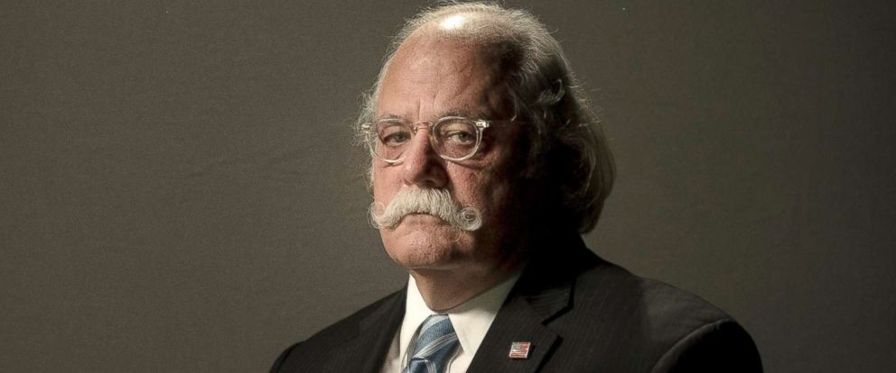 PHOTO: Ty Cobb, the White House lawyer handling the response to the Russia investigation, sits for a portrait in Washington, D.C., Oct. 26, 2017.