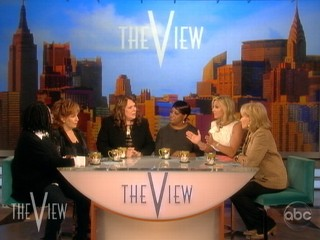 Watch: 'The View:' Candy Crowley on 'Terror' at Debate