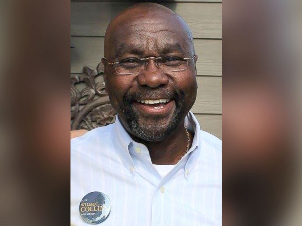 PHOTO: Wilmot Collins, a former Liberian refugee, is the newly elected mayor of Helena, Mont.