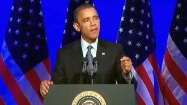 VIDEO: Online video mixes the presidents words to the tune of Call Me Maybe.
