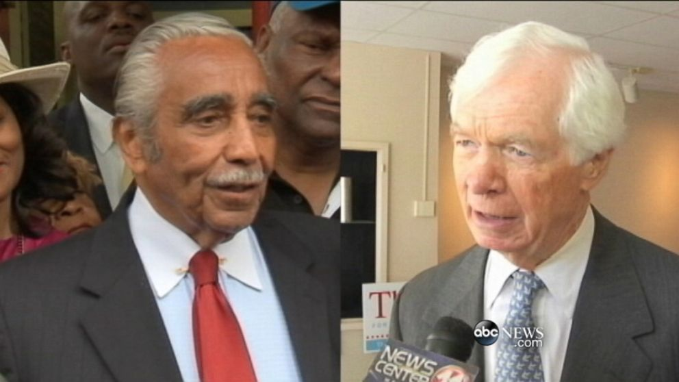 VIDEO: Rep. Charlie Rangel and Thad Cochran win in their respective primary races.