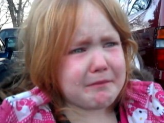 Watch: Colorado Girl Cries Over Presidential Election