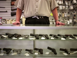 States Push Gun Bills as Congress Decides on Plans