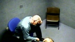 VIDEO: Police Sergeant Questioned About Assaults