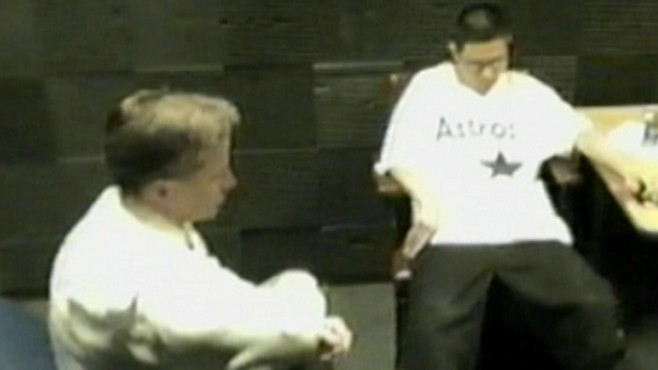 Video: Inside the Interrogation Room Part 1