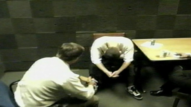 Video: Inside the Interrogation Room Part 3