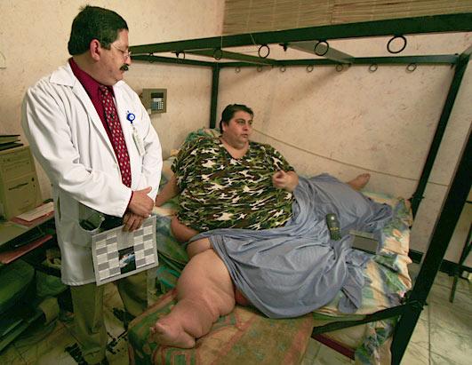Fattest Man