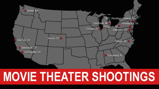 Movie Theater Shootings
