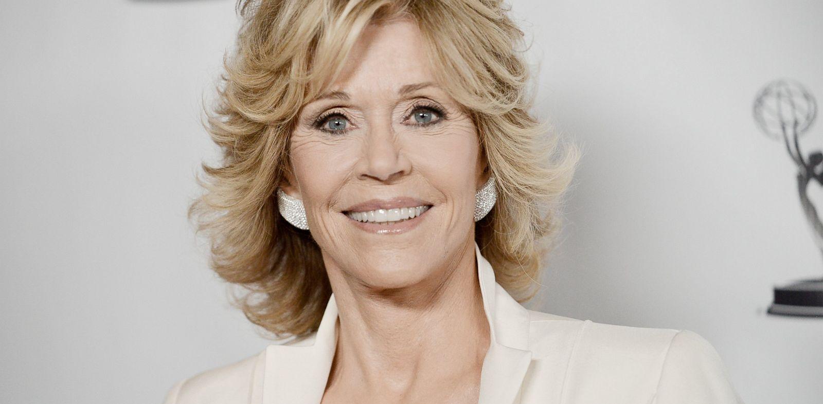 PHOTO: Jane Fonda