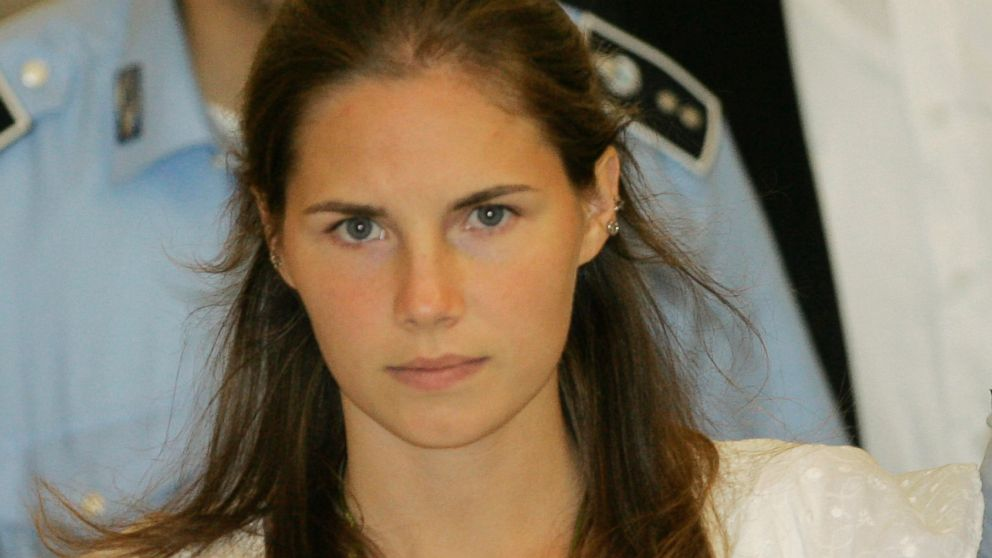 Amanda Knox News, Photos and Videos - ABC News