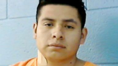 PHOTO: This undated photo provided by the Fayette County Sheriffs Office shows Miguel Mejia-Ramos, who was captured Jan. 21, 2014, at a vehicle roadblock in Schulenburg, Texas.