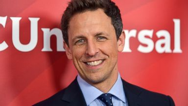 PHOTO: Seth Meyers is seen at the NBC/Universal Winter 2014 TCA, Jan. 19, 2014.