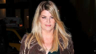 PHOTO: Kirstie Alley is seen arriving at her hotel, April 8, 2014 in New York.