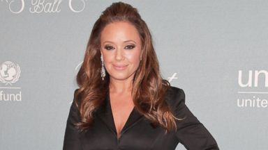 PHOTO: Leah Remini attends the 2014 UNICEF ball presented by Baccarat at Regent Beverly Wilshire Hotel, Jan. 14, 2014 in Beverly Hills, Calif.