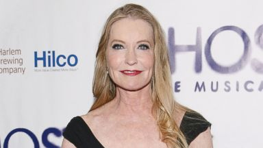 """PHOTO: Lisa Niemi attends the Broadway opening night of """"Ghost, The Musical"""" at the Lunt-Fontanne Theatre, April 23, 2012, in New York."""