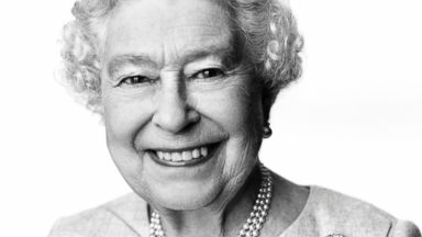 PHOTO:This portrait of Queen Elizabeth II was released, April 20, 2014 to mark her majestys 88th birthday, April 21. The photograph was taken at Buckingham Palace in March and was commissioned on behalf of the British Governments GREAT Britain campaign.