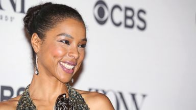 PHOTO: Sophie Okonedo attends American Theatre Wings 68th Annual Tony Awards at Radio City Music Hall, June 8, 2014, in New York.