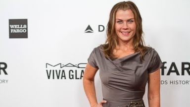 PHOTO: Alison Sweeney attends the 2013 amfAR Inspiration Gala Los Angeles at Milk Studios, Dec. 12, 2013 in Los Angeles.