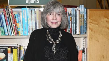 "PHOTO: Author Anne Rice attends a signing for her book ""The Wolves of Midwinter"" at Barnes & Noble bookstore at The Grove, Nov. 2, 2013, in Los Angeles."