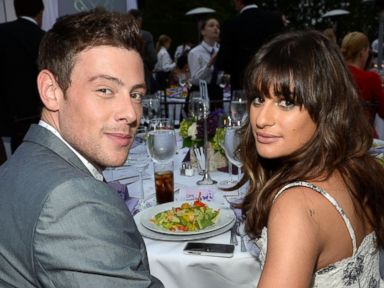 How Lea Michele Remembered Cory Monteith a Year After Death
