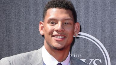 PHOTO: Isaiah Austin is pictured on July 16, 2014 in Los Angeles.