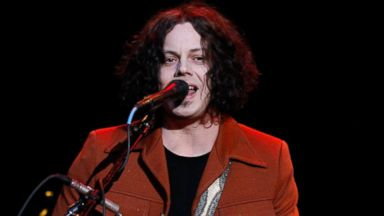 PHOTO: Jack White performs at the Ryman Auditorium, Dec. 18, 2013, in Nashville.