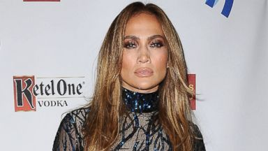 PHOTO: Jennifer Lopez attends the 25th annual GLAAD Media Awards at The Beverly Hilton Hotel,April 12, 2014, in Beverly Hills, Calif.