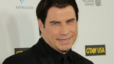 PHOTO: John Travolta attends the 2014 GDay USA Los Angeles black tie gala at the JW Marriott Los Angeles at L.A. LIVE on Jan. 11, 2014 in Los Angeles, Calif.