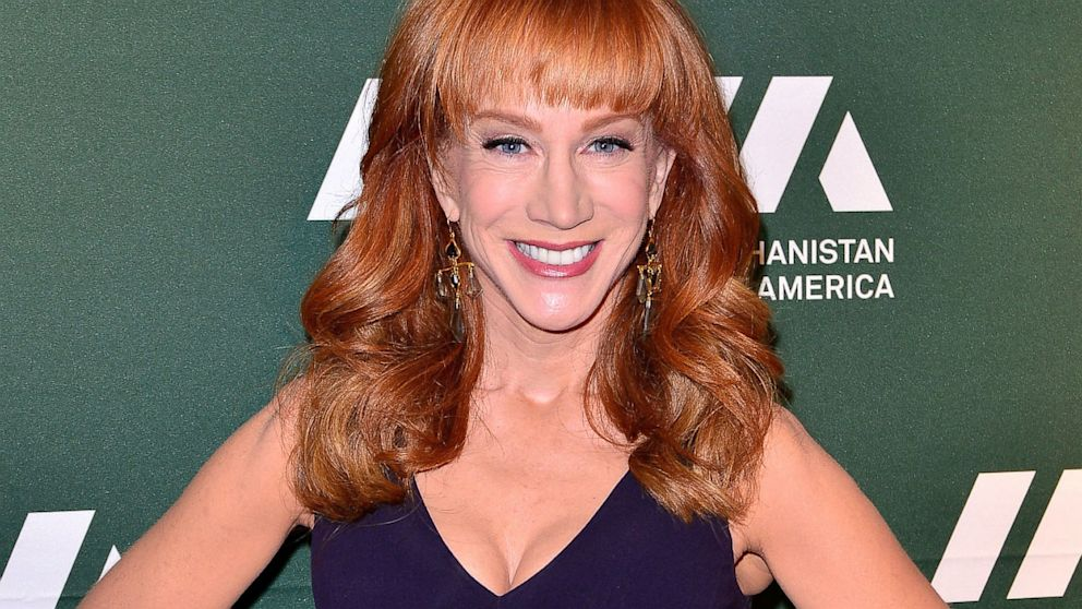 Kathy Griffin Fashion Police Episode 1 PHOTO Kathy Griffin