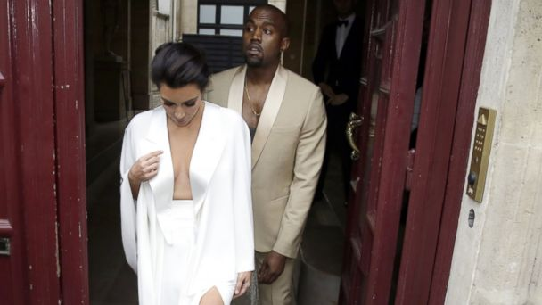GTY kim kanye wedding 10 sk 140523 16x9 608 See Instagrams By Kim and Kanyes Wedding Guests