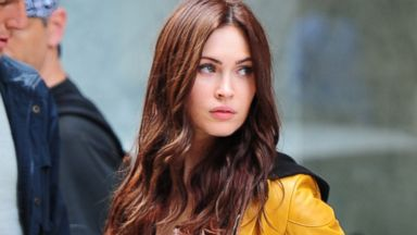 "PHOTO: Megan Fox, seen on the set of ""Teenage Mutant Ninja Turtles"" in New York, May 9, 2013."