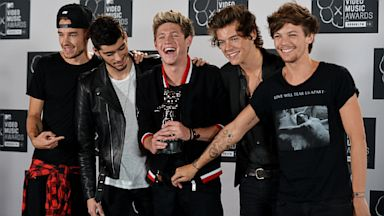 PHOTO: One Direction at MTV Video Music Awards