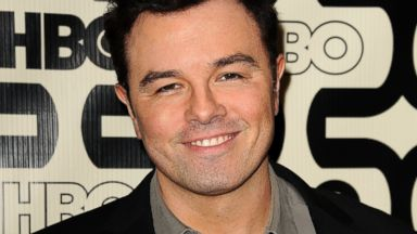 PHOTO: Seth MacFarlane attends the HBO after party at the 70th annual Golden Globe Awards, Jan. 13, 2013, in Los Angeles.