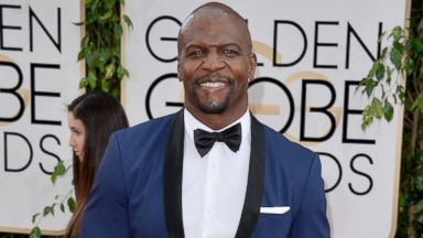 PHOTO: Terry Crews attend the 71st Annual Golden Globe Awards held at The Beverly Hilton Hotel, Jan. 12, 2014, in Beverly Hills, Calif.