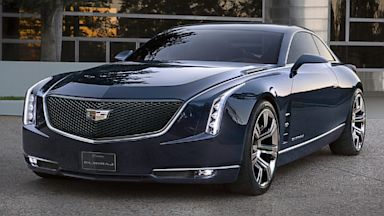 PHOTO: Cadillac Elmiraj Concept