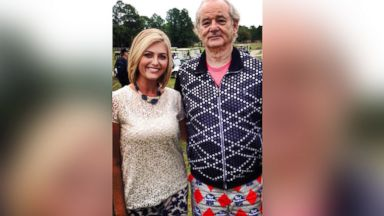 PHOTO: Bill Murray is in Jacksonville hanging out with .@FCNLindsey and hes wearing PBR pants.