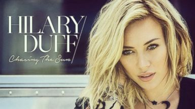 "PHOTO: Hilary Duff posted this Instagram with this caption: ""Alright..#chasingthesun available NOW on @itunesmusic http://smarturl.it/HDChasingTheSun?IQid=ig,"" July 29, 2014."