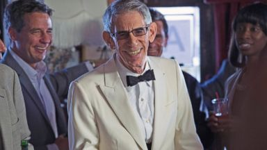 PHOTO: Richard Belzer plays Detective John Munch on Law and Order Special Victims Unit.