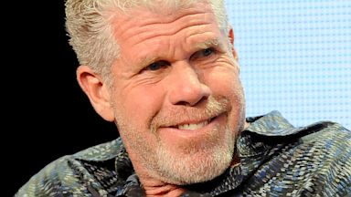 PHOTO: Ron Perlman
