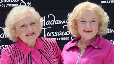 PHOTO: Actress Betty White attends the unveiling of her wax figure at Madame Tussauds Hollywood, June 4, 2012, in Los Angeles.
