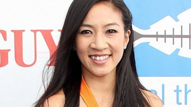 PHOTO: Olympian Michelle Kwan