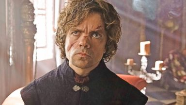 "PHOTO: Peter Dinklage stars as Tyrion Lannister in the HBO series, ""Game of Thrones."""